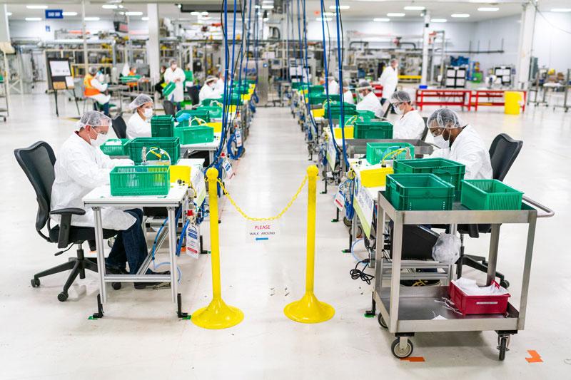 GM mask manufacturing