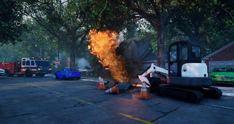 PIXO VR's natural gas training