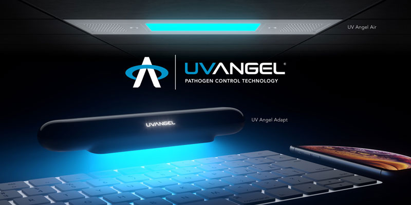 UV Angel Air and UV Angel Adapt