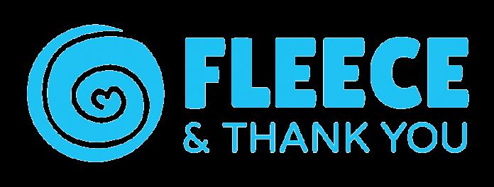 Fleece and Thank You logo
