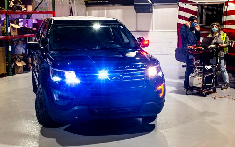 Ford Police Interceptor Utility