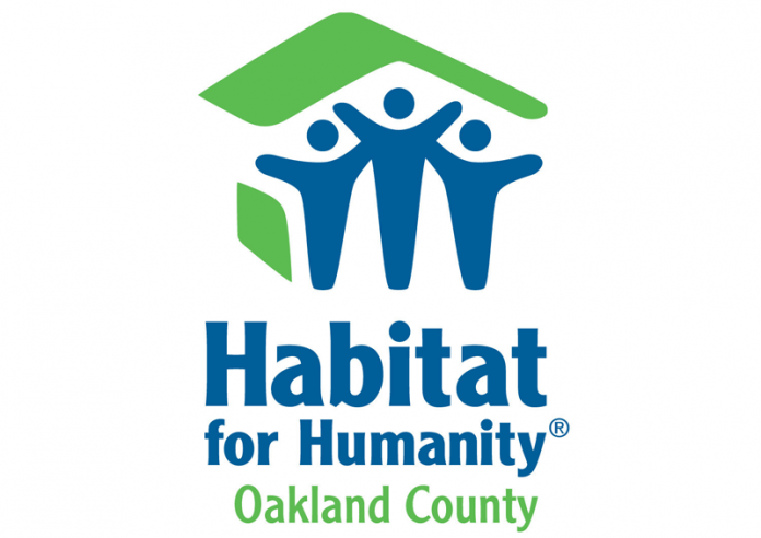 Habitat for Humanity of Oakland County logo