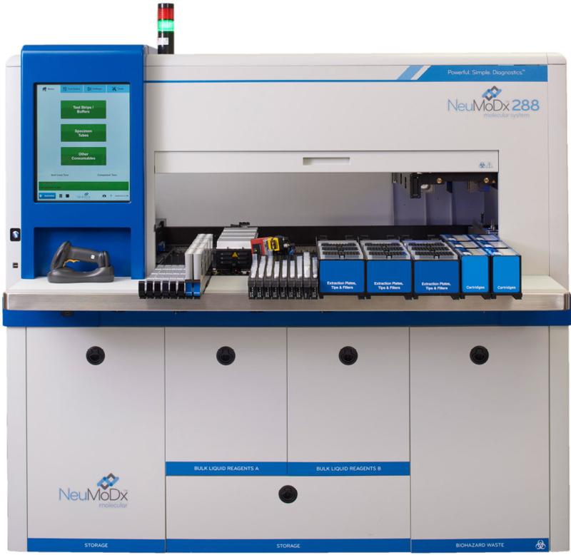 NeuMoDx 288 Molecular System
