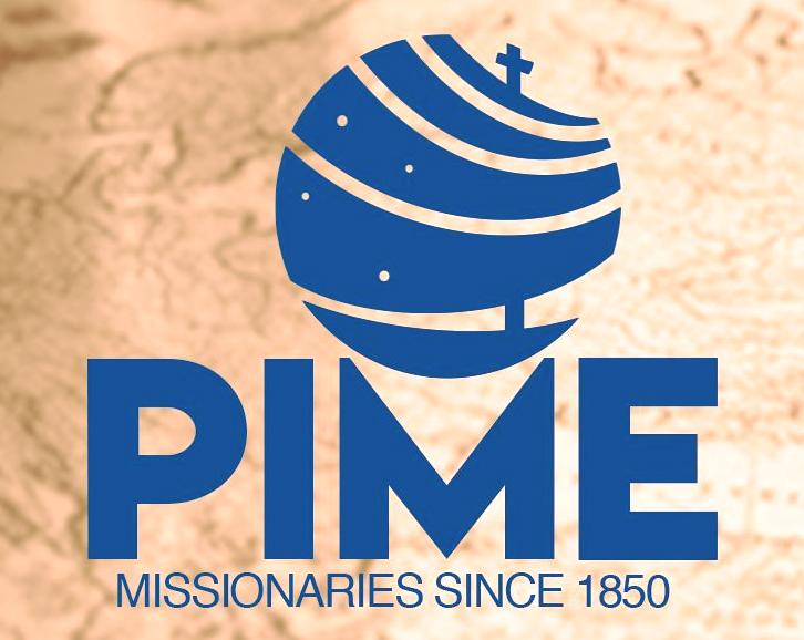 PIME Missionaries logo