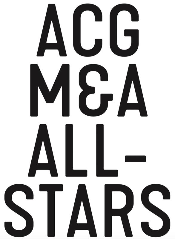 ACG M&A All-Stars