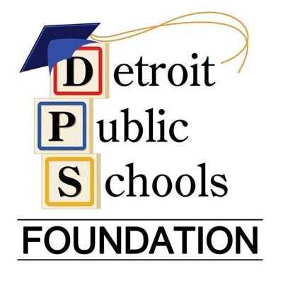 Detroit Public Schools Foundation logo