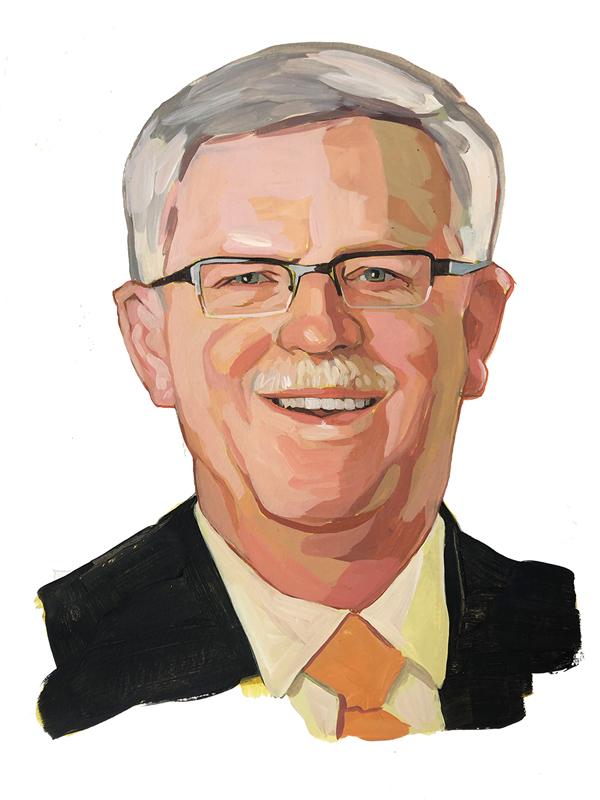 David T. Provost