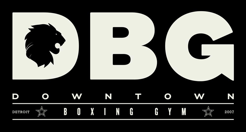 Downtown Boxing Gym logo