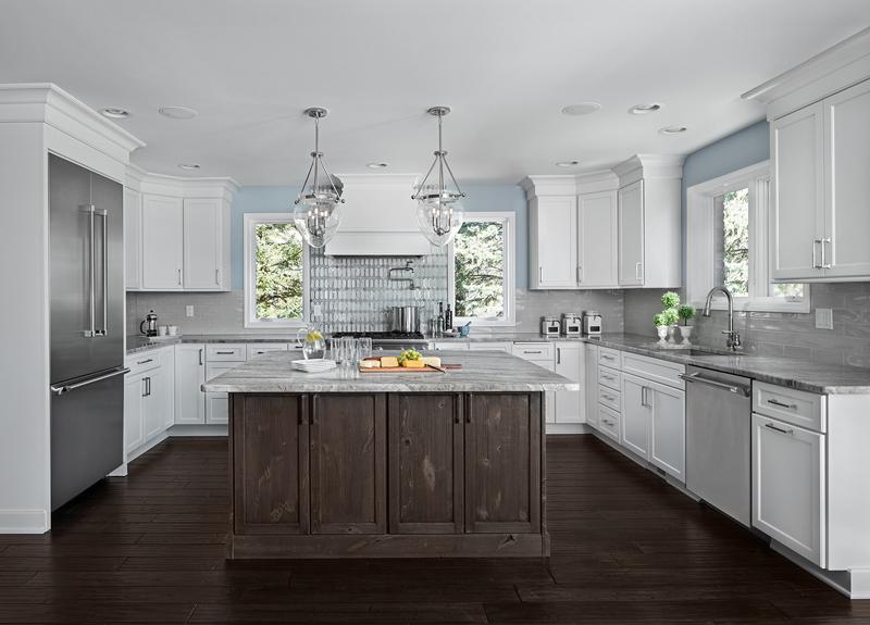 kitchen by KSI Kitchen and Bath