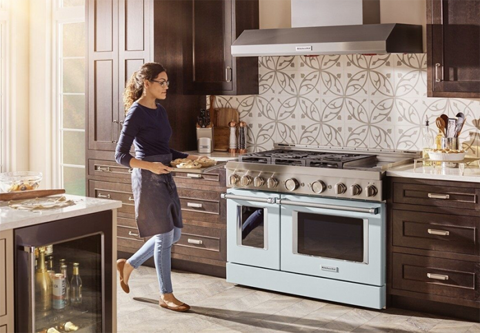 New KitchenAid Appliances