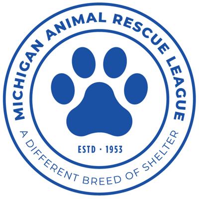 Michigan Animal Rescue League logo
