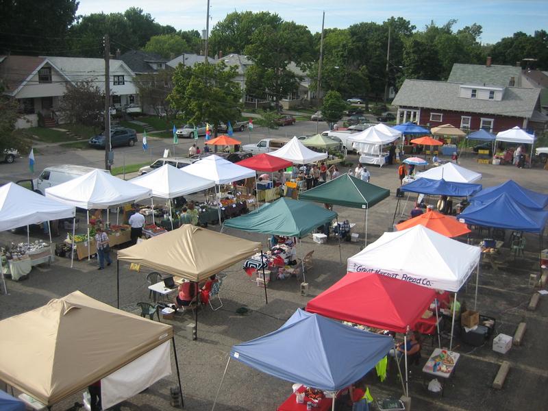 Allen Farmers Market
