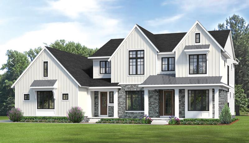 Parade of Homes 2020 house