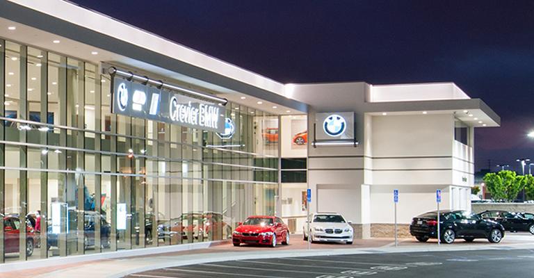 Crevier BMW in Santa Ana, Calif.
