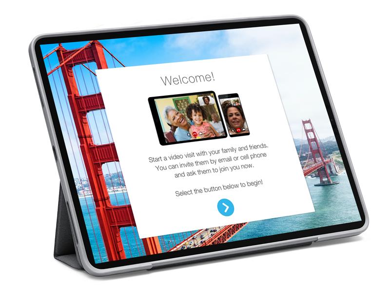 eVideon's HELLO platform