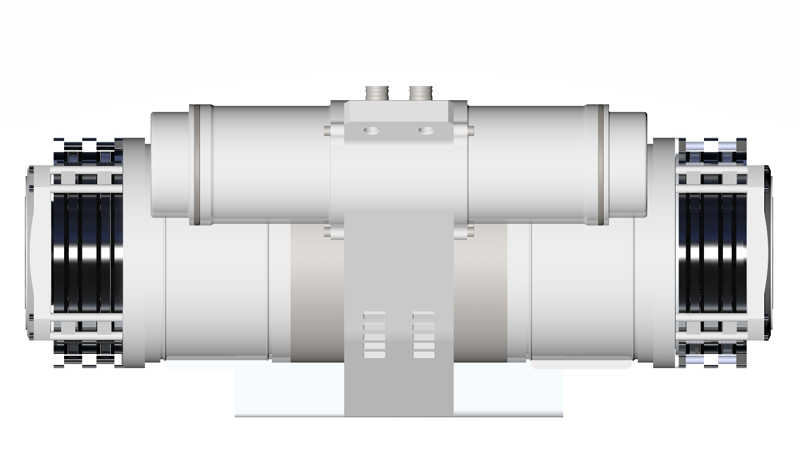 BAE hybrid electric drive system