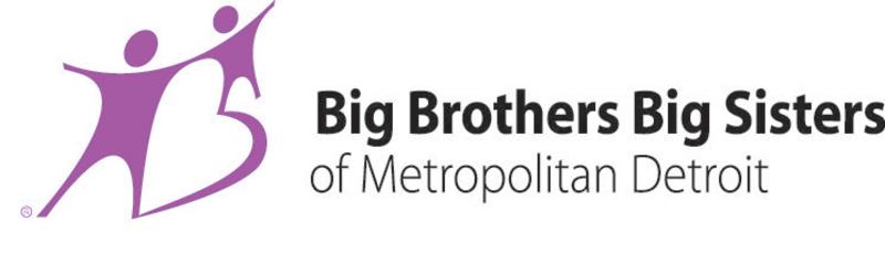 Big Brothers Big Sisters of Metropolitan Detroit logo