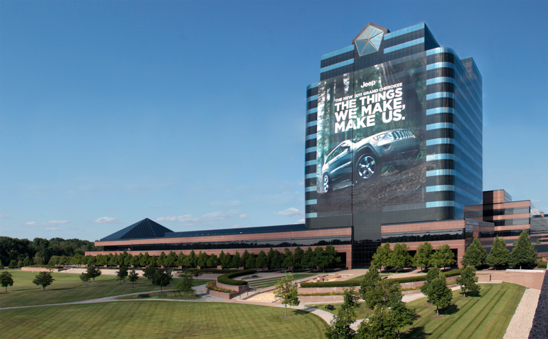 FCA North American headquarters