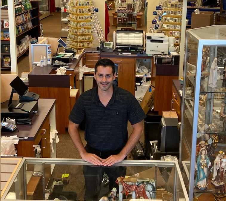 Matt Klopp in Fuchs Church Supply