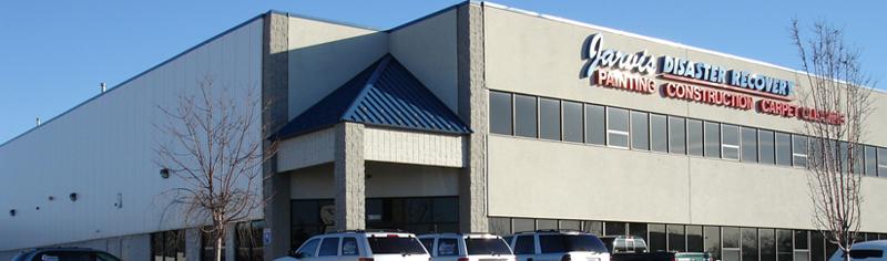Jarvis Property Restoration headquarters