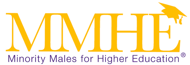 Minority Males for Higher Education logo