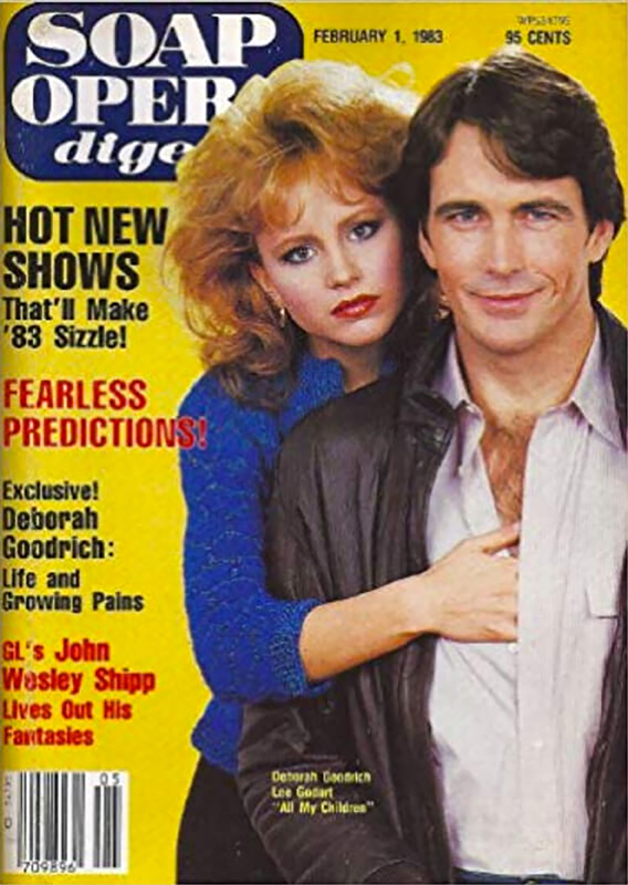 Soap Opera Digest issue