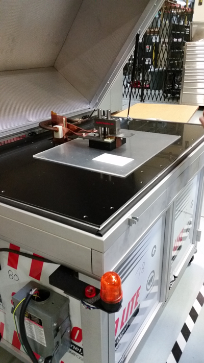 Applied Impulse Inc.'s impact welding system