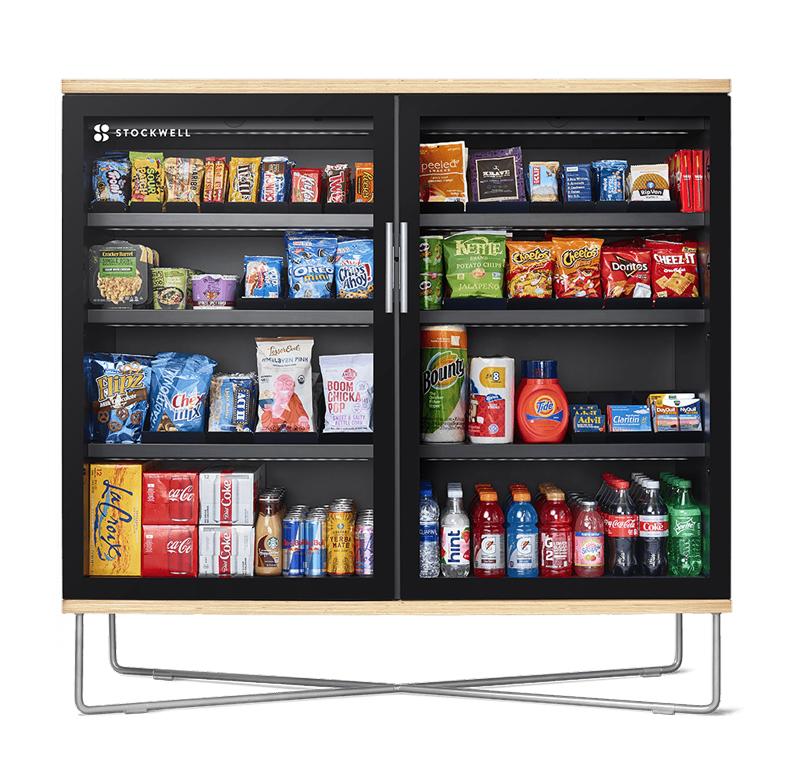 Stockwell vending cabinet