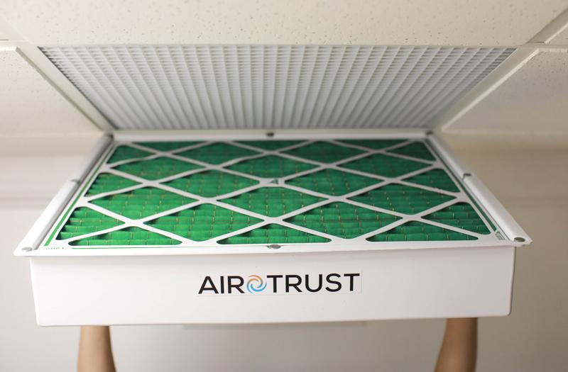 Airotrust air filter