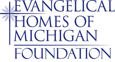 Evangelical Homes of Michigan Foundation logo