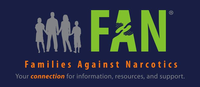 Families Against Narcotics logo