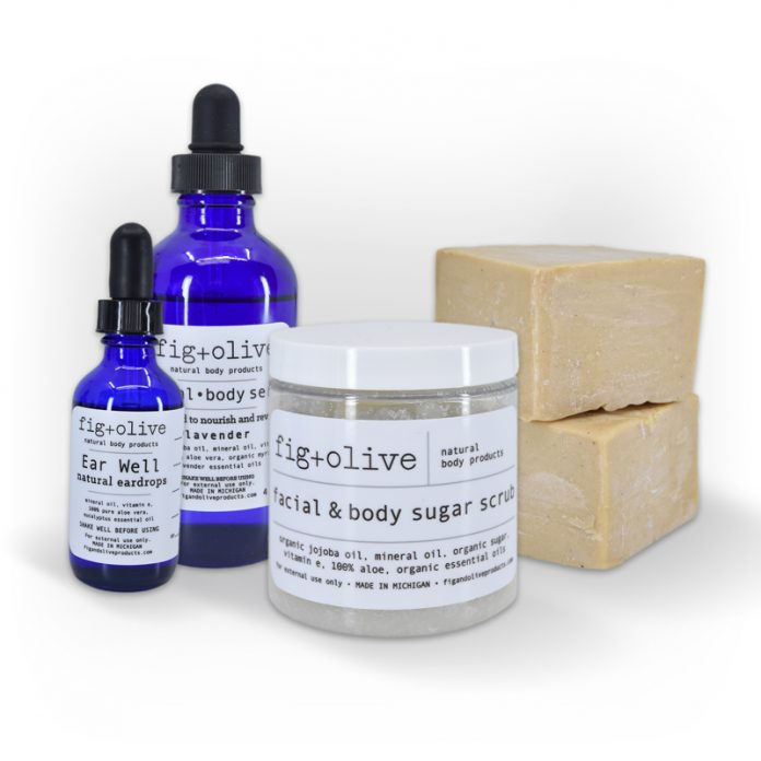 Fig + Olive products