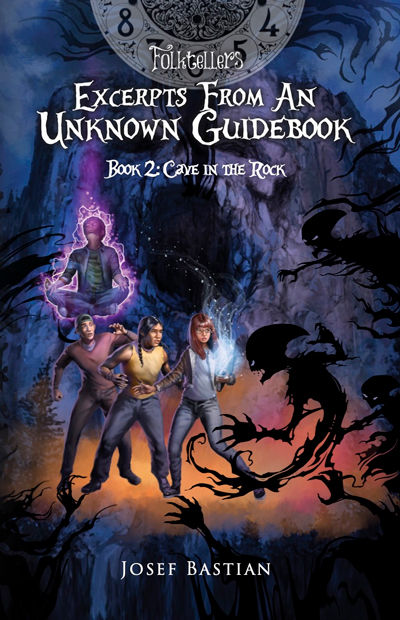 Excerpts from an Unknown Guidebook Series Book II: Cave in the Rock
