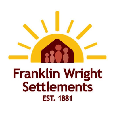 Franklin Wright Settlements logo