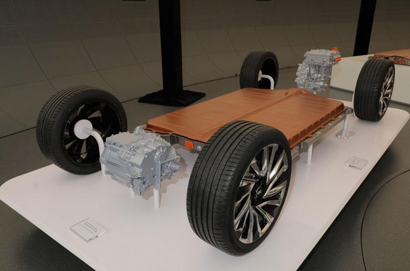 GM's Ultium battery system