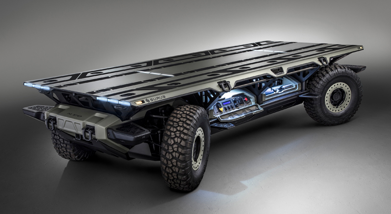 GM SURUS concept