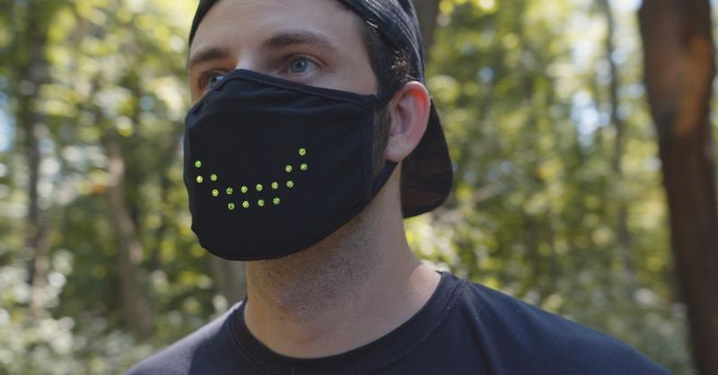 MaskMarket.com's LED Smart Mask