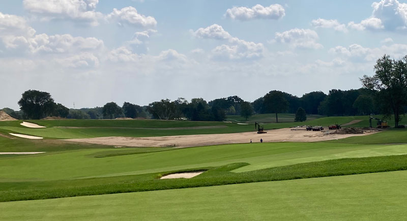 Oakland Hills South Course