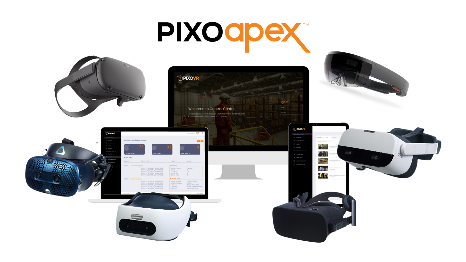 PIXO's new Apex system