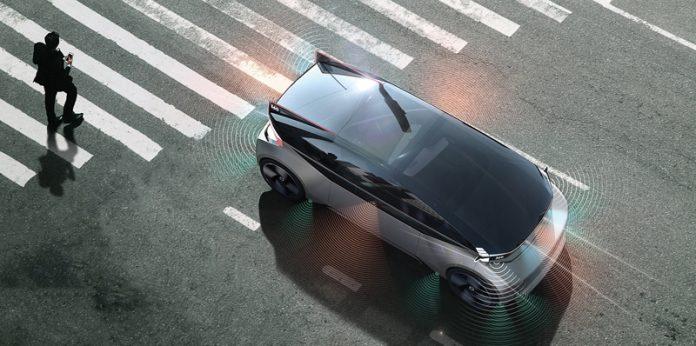 Volvo autonomous vehicle concept