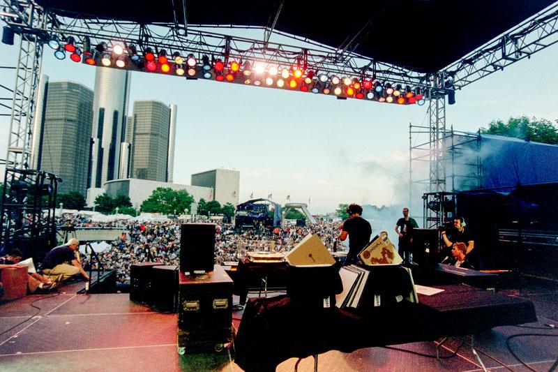 Detroit's Electronic Music Festival