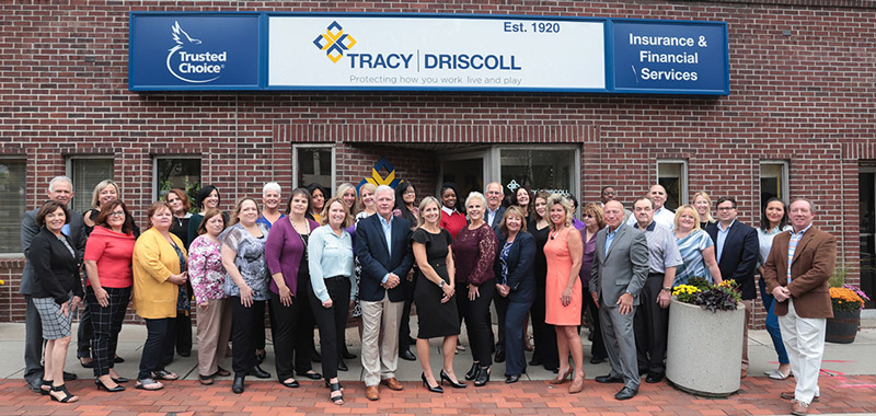 Tracey, Driscoll, and Co. team