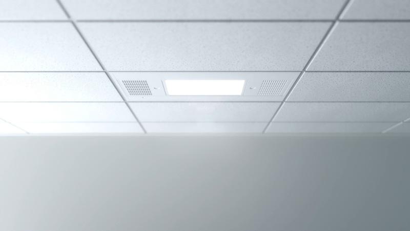 UV Angel Clean Air system
