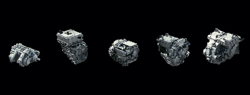 Ultium Drive units