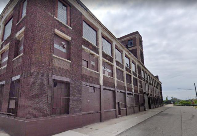 historic Detroit Creamery Building