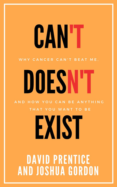 Can't Doesn't Exist book cover