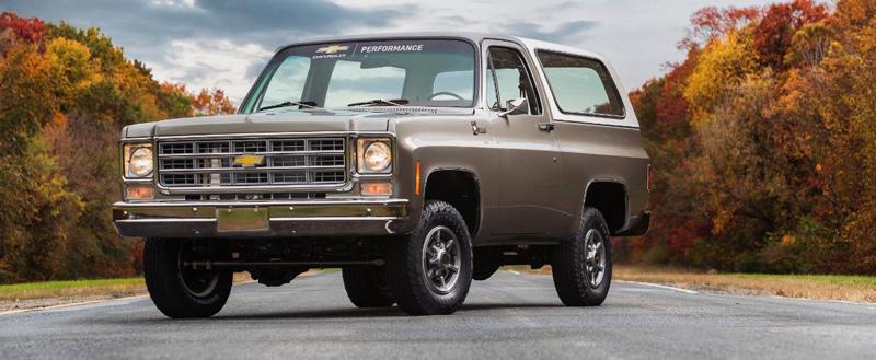 1977 K5 Blazer
