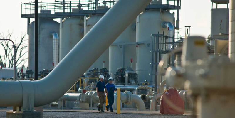 DTE Midstream operations