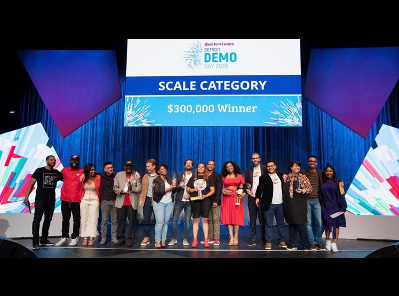 2019 Detroit Demo Day participants
