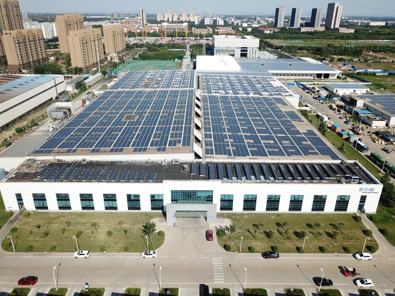 Eaton Vehicle Group's Jining, China facility
